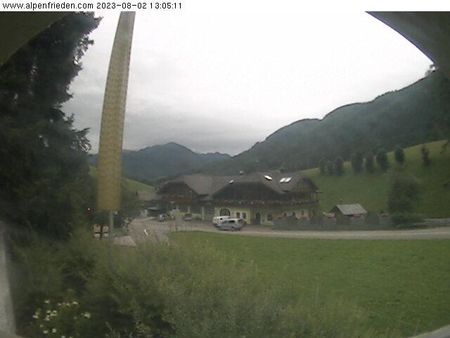 Livecam Blick vom Berghotel Alpenfrieden